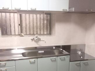 キッチンリフォーム 素材にこだわり長く付き合えるキッチンに