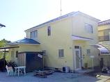 外壁・屋根リフォームお客様が希望した青系の色に合わせた外壁・屋根リフォーム