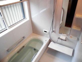 バスルームリフォーム 壁と窓のダブル断熱対策で驚くほど温かいバスルームに