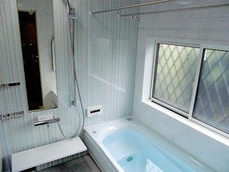 バスルームリフォーム 断熱サッシで冬も温かく快適な浴室