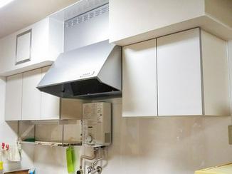 キッチンリフォーム 入念な現場調査で実現したシステムキッチン