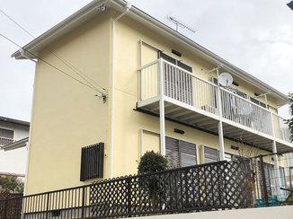 外壁・屋根リフォーム 洋風のカラーで綺麗になった外壁と屋根