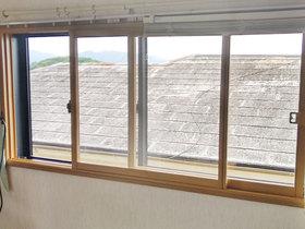 内装リフォーム趣味の音楽を楽しむために、内窓で防音対策をしたお部屋