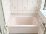 バスルームリフォーム塗装とコーティングで見違えるほどキレイになった浴室