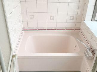 バスルームリフォーム 塗装とコーティングで見違えるほどキレイになった浴室