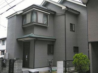 外壁・屋根リフォーム 遮熱性・耐候性のある塗料で塗り替えて、見た目だけでなくお家の中も快適に