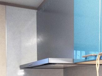 キッチンリフォーム お掃除がラクでキレイが長持ちするレンジフード
